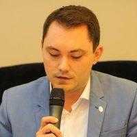 Cătălin Iapă - Consilier personal al Primarului Municipiului Timișoara